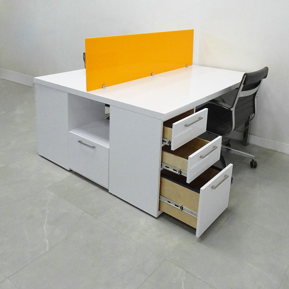Dallas Custom WorkStations with Full Storage
