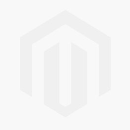 96In. Boat Shape Table With Pure White Glass