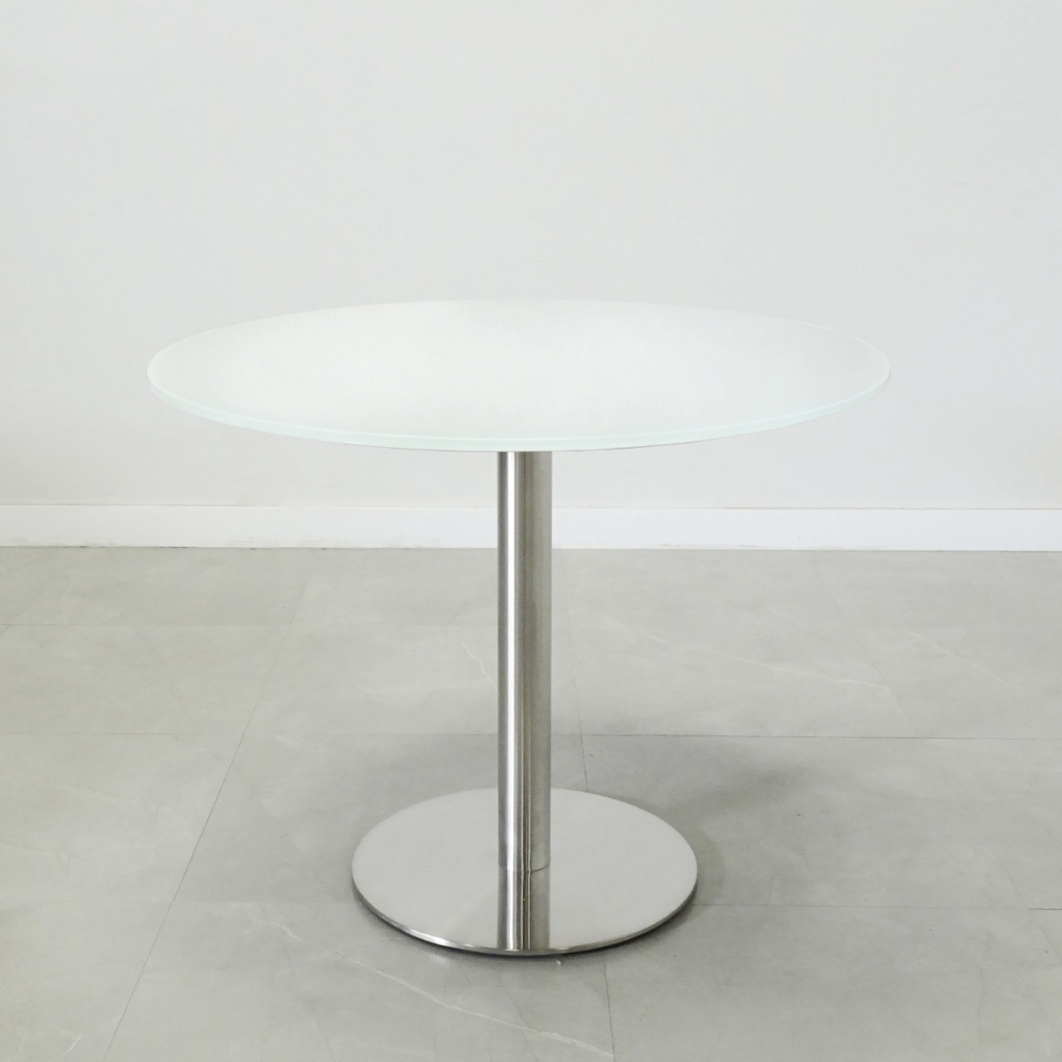 48 In. California Round Meeting Table- Stock #407