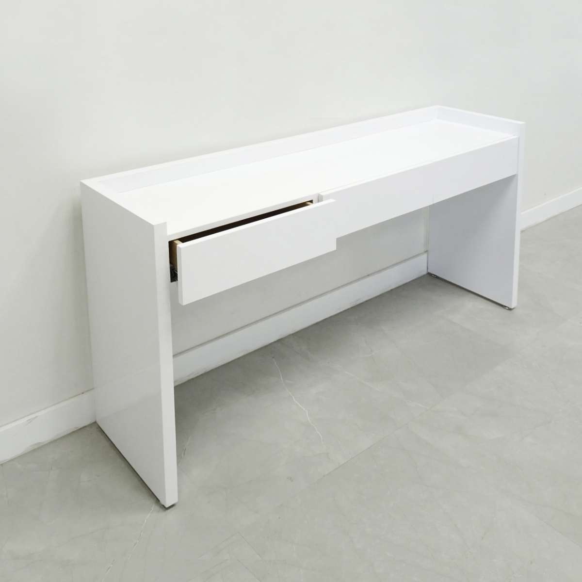 Aspen Console Table with Glass top