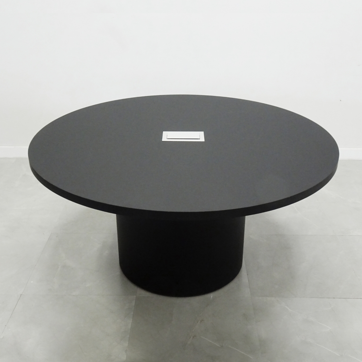 Axis Round Laminate Meeting Table