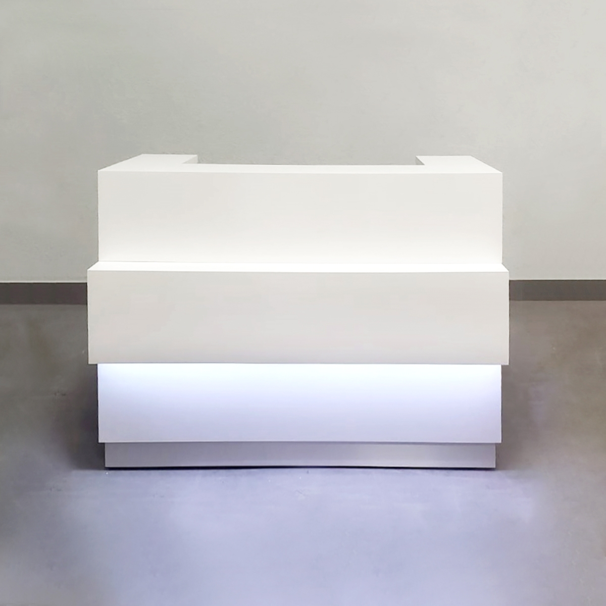 Floridian Custom Reception Desk