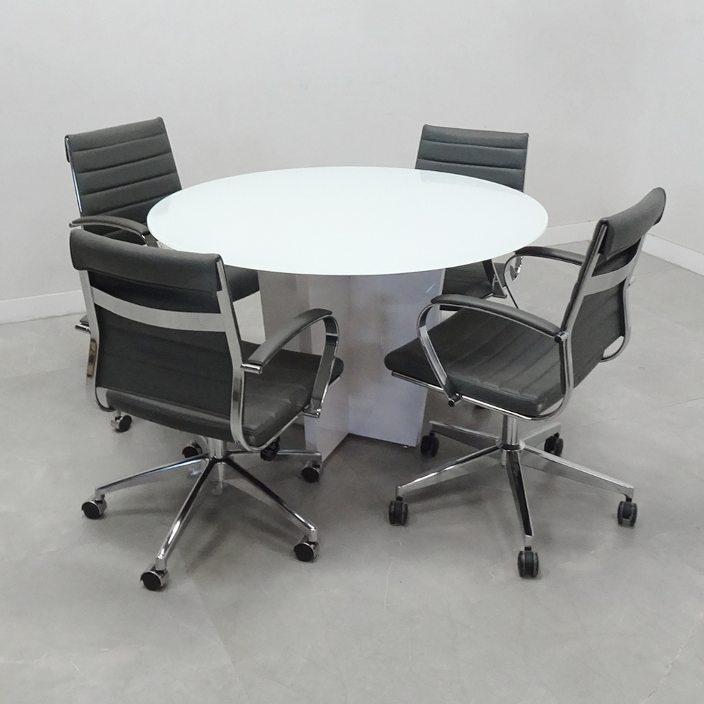 Axis Round Conference Table Model X3