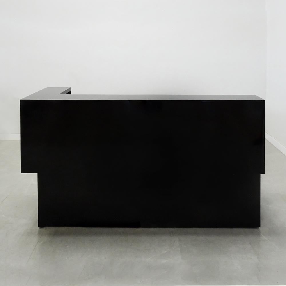 84 In. San Francisco L Shape Reception desk