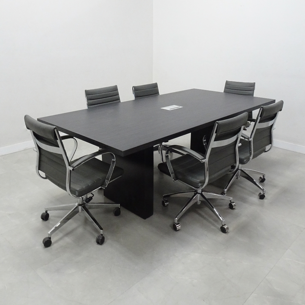 92 In. Axis Rectangular Conference Table- Stock #409