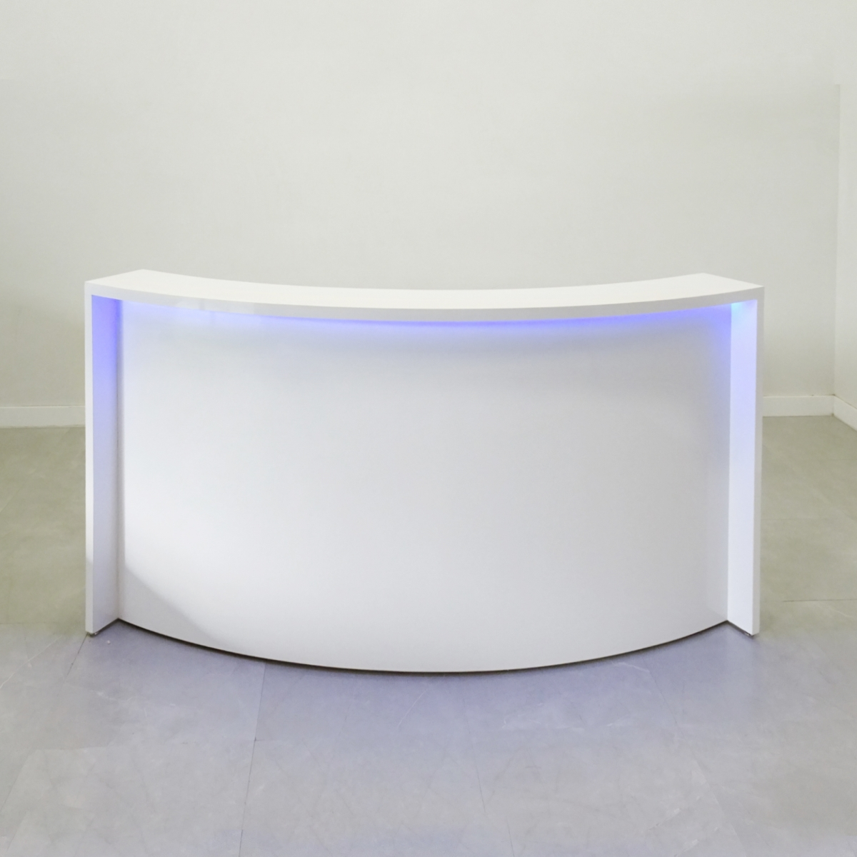 Seattle Curved Reception Desk