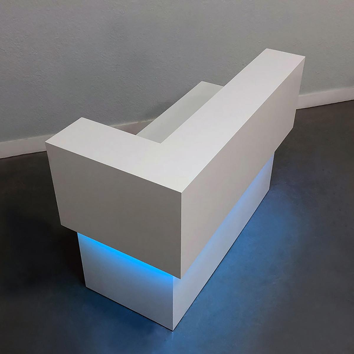 San Francisco Custom Reception Desk