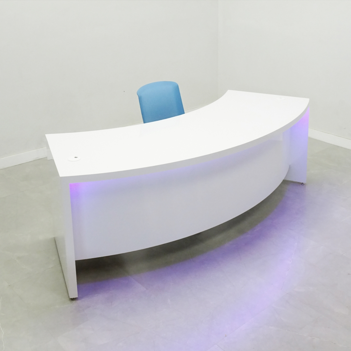 Seattle Curved Executive Desk