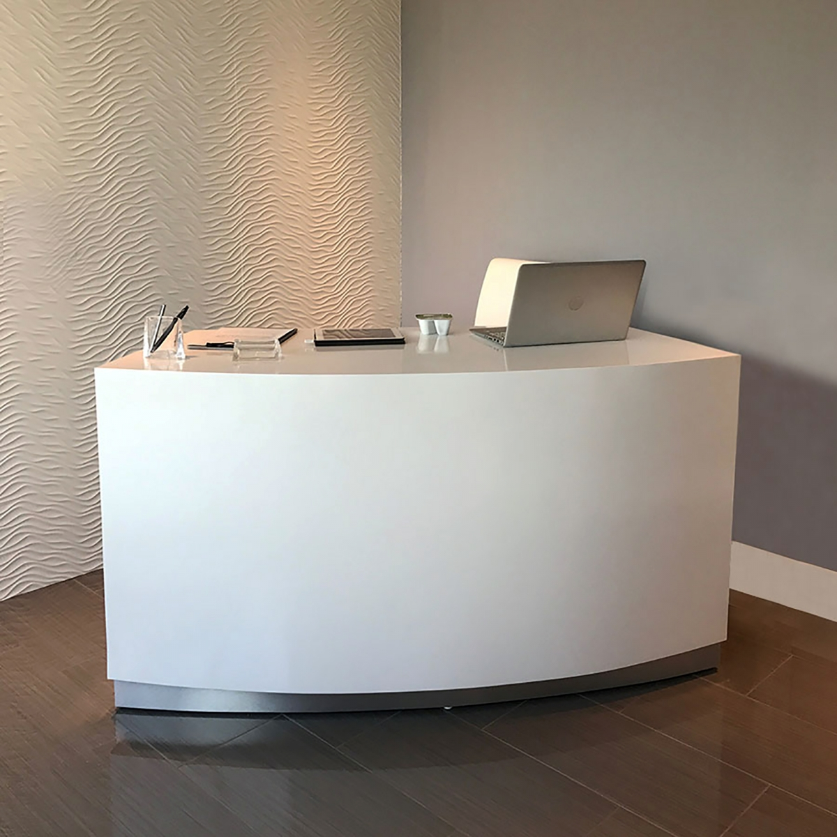 Seattle Custom Reception Desk