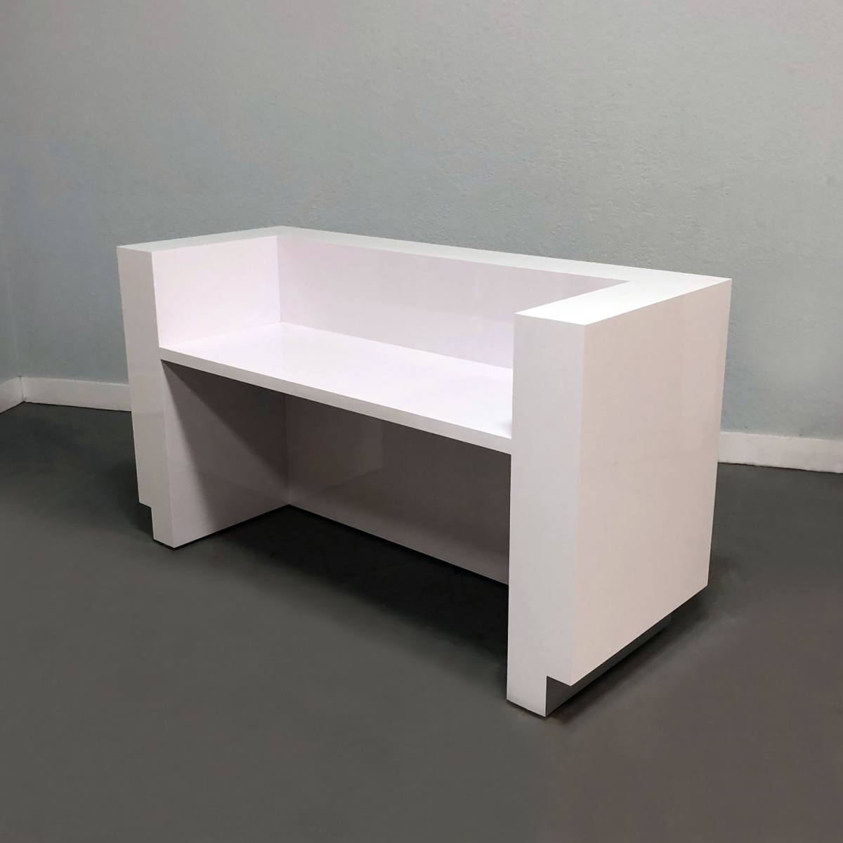 Dallas U-Shape Custom Reception Desk