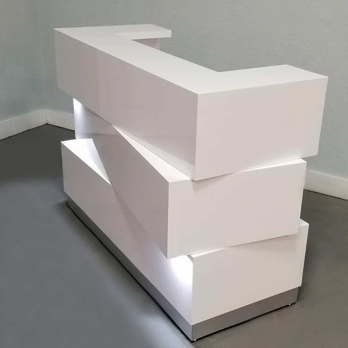 Miami Custom Reception Desk