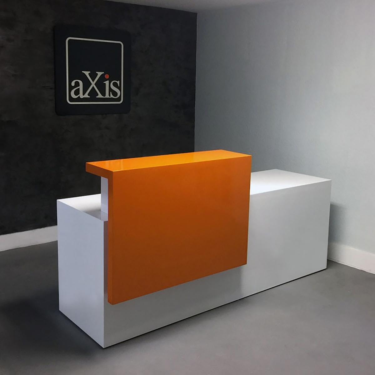 Los Angeles Custom Reception Desk
