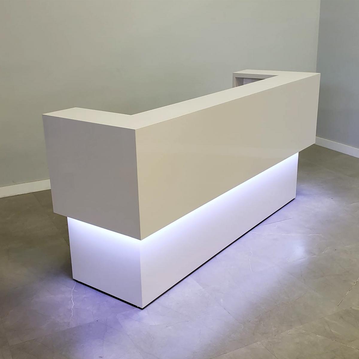San Francisco U-Shape Custom Reception Desk