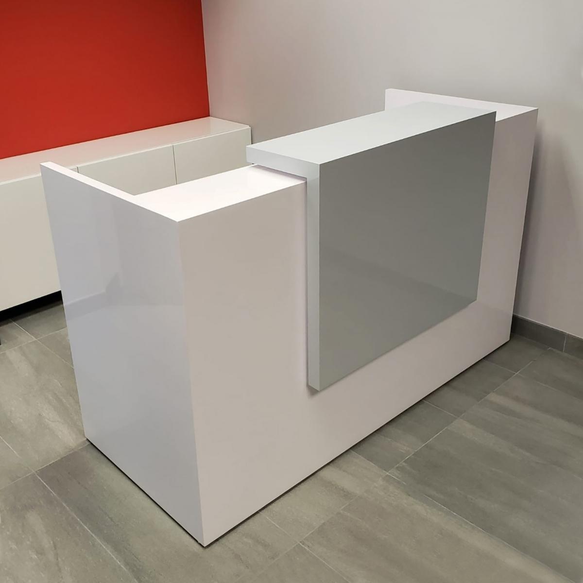 Chicago Custom Reception Desk