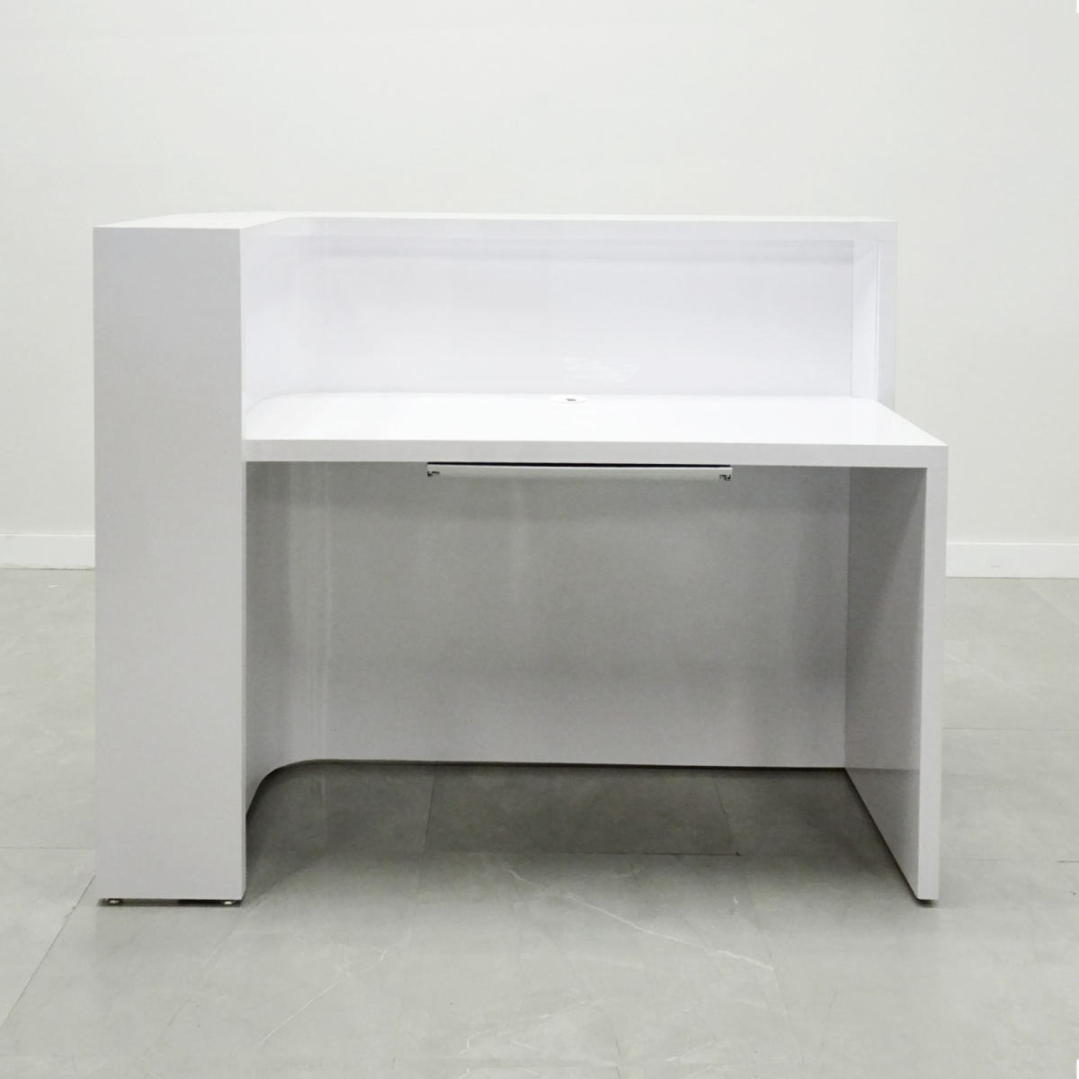 Austin Custom Reception Desk