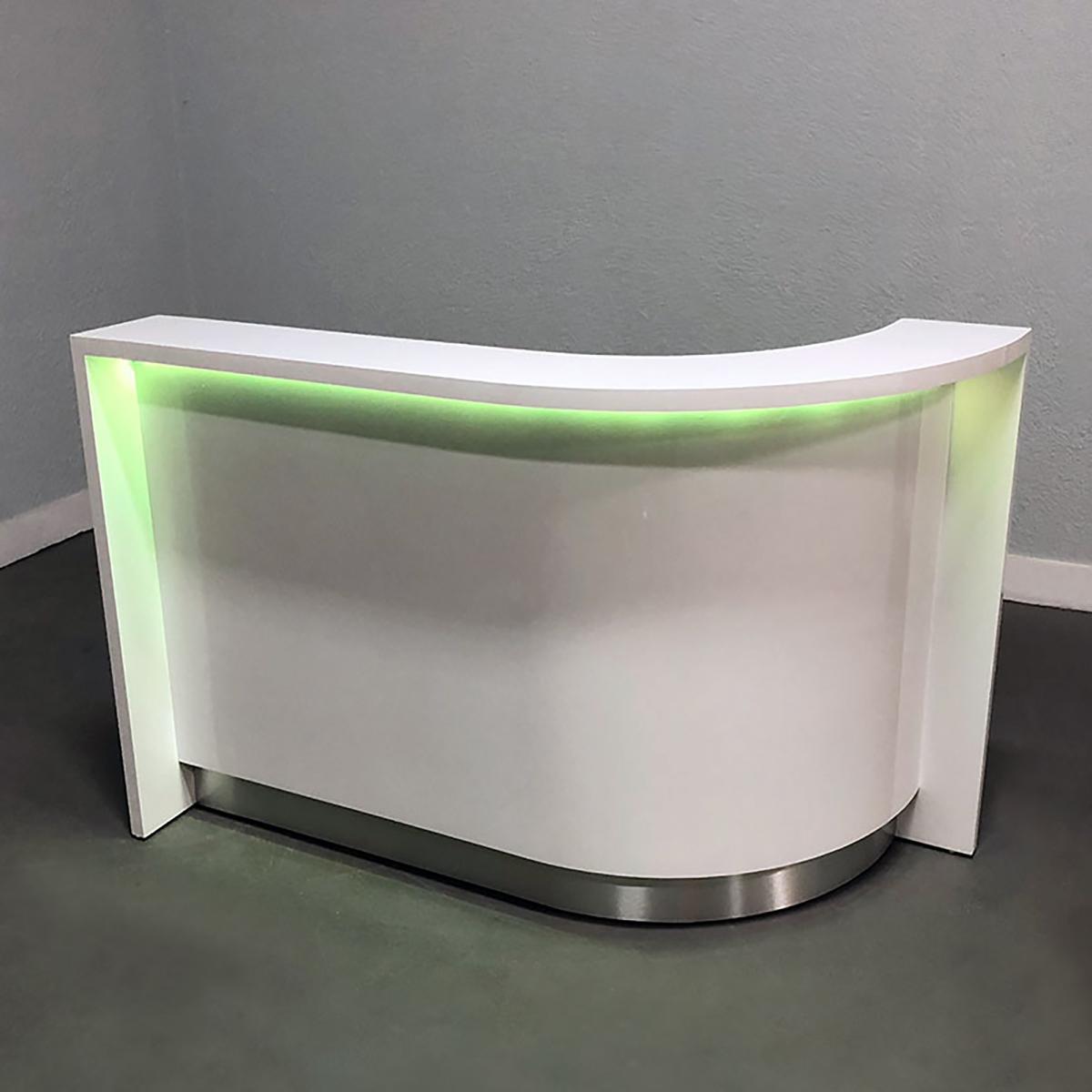 Austin Custom Reception Desk