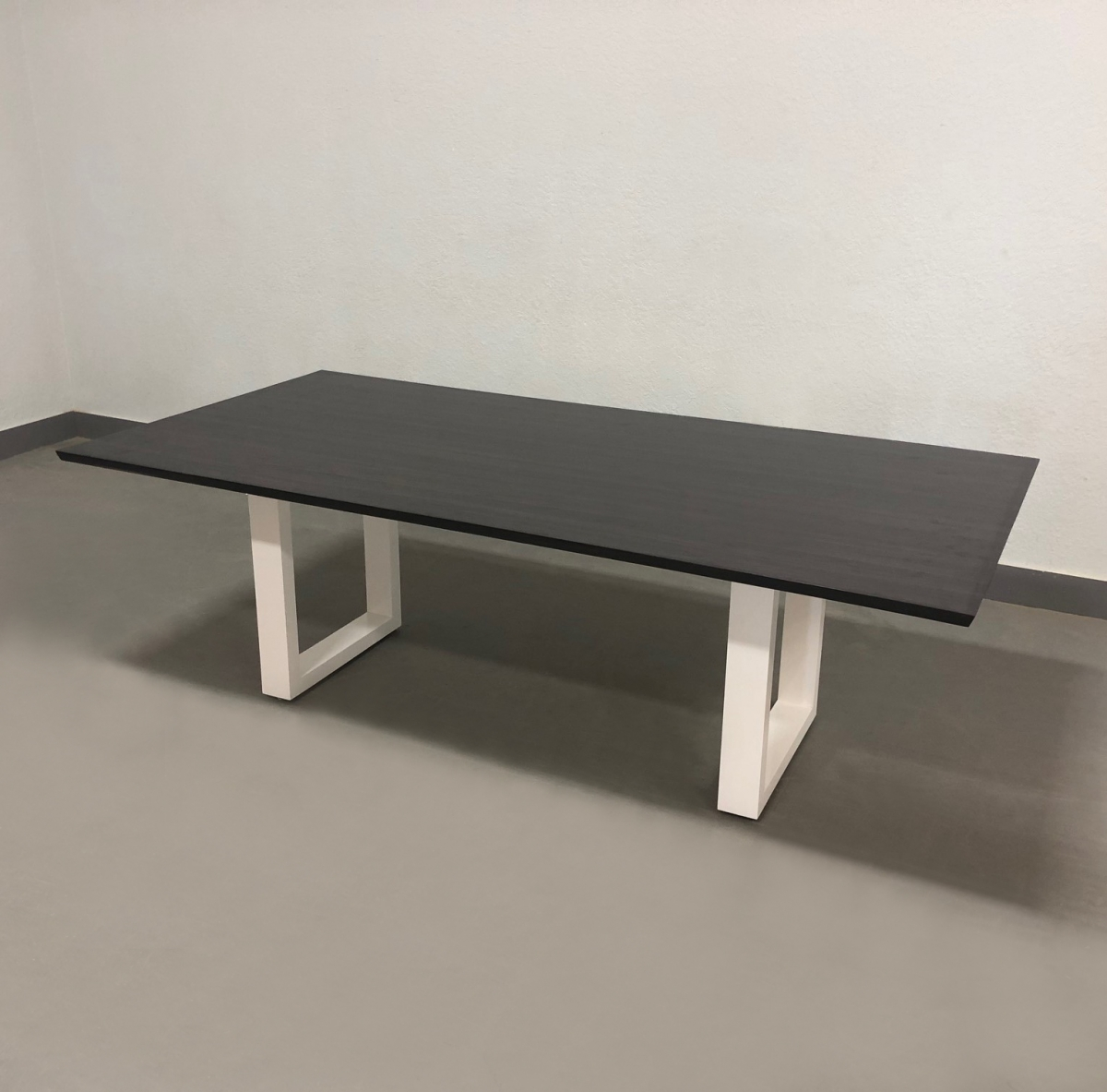 Axis X2 Rectangular Meeting Table with Laminate Top