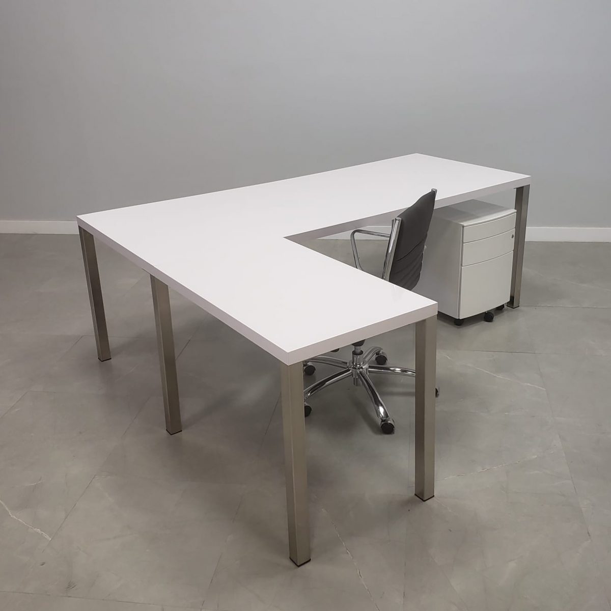 Dallas L-Shape Desk Collection