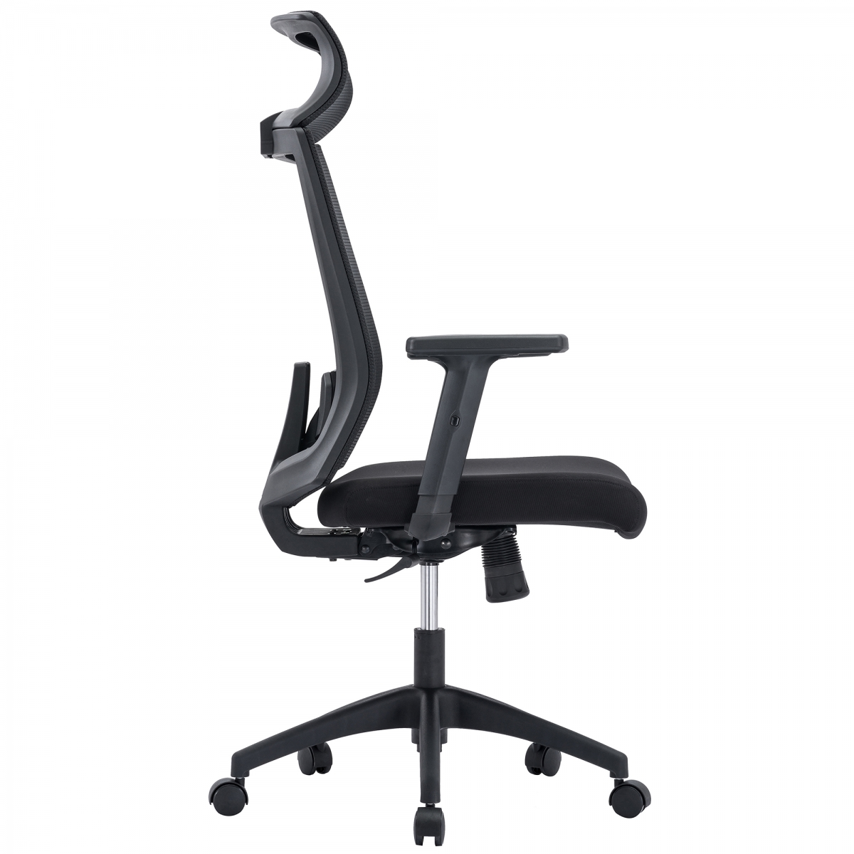 Newton Mesh Chair with Headrest