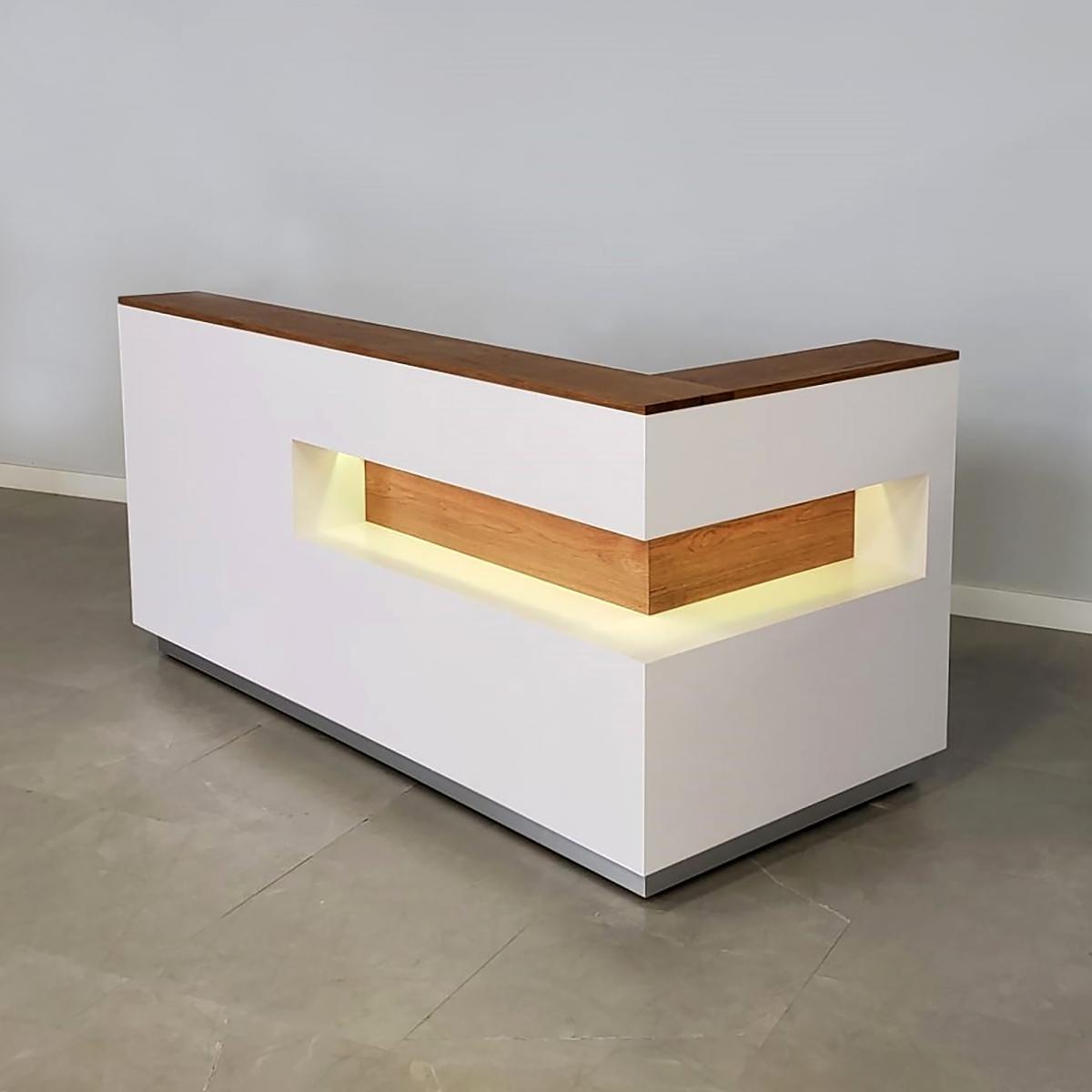 Manhattan Custom Reception Desk