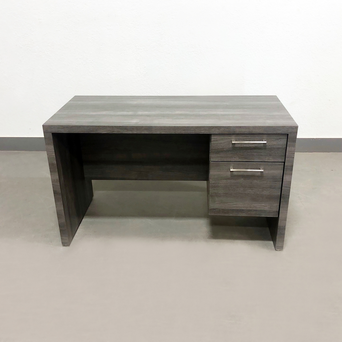 Denver Office Desk in Gray Laminate 52