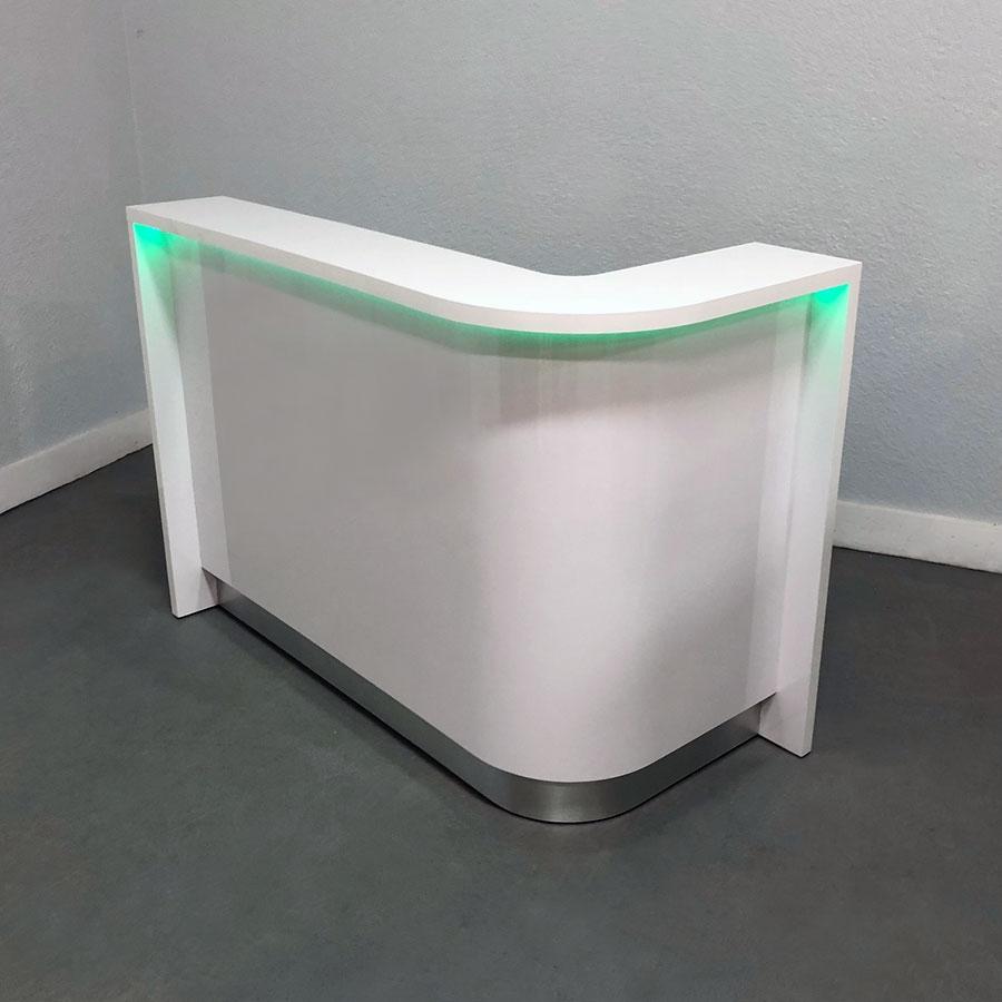 Austin Curved Reception Desk