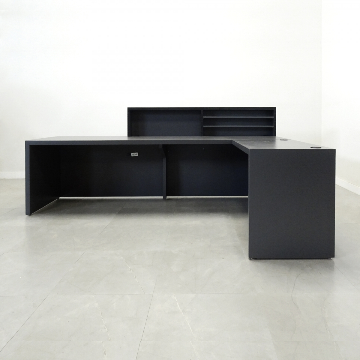 Los Angeles Long Desk with ADA Counter