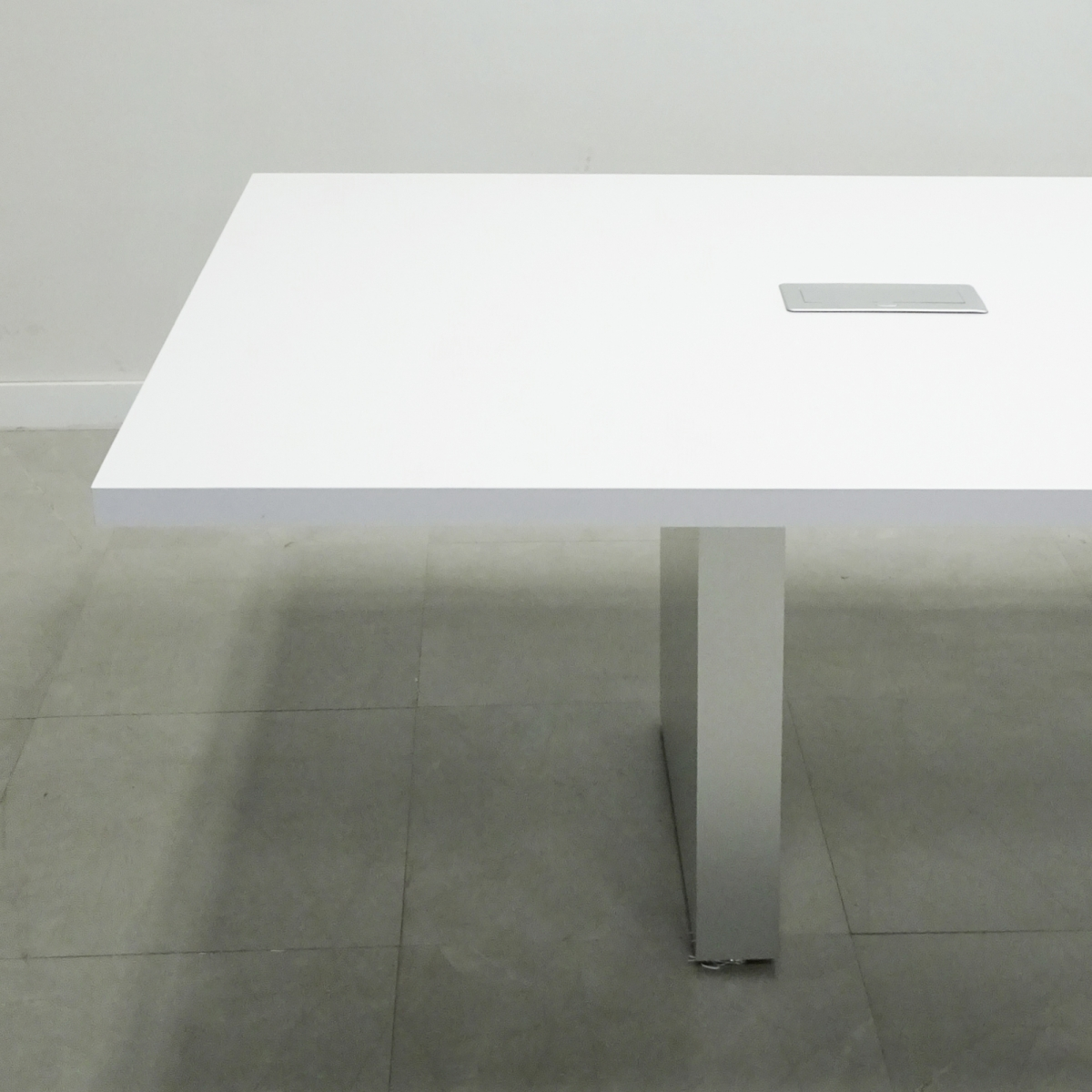 144 In. Rectangular Meeting Table