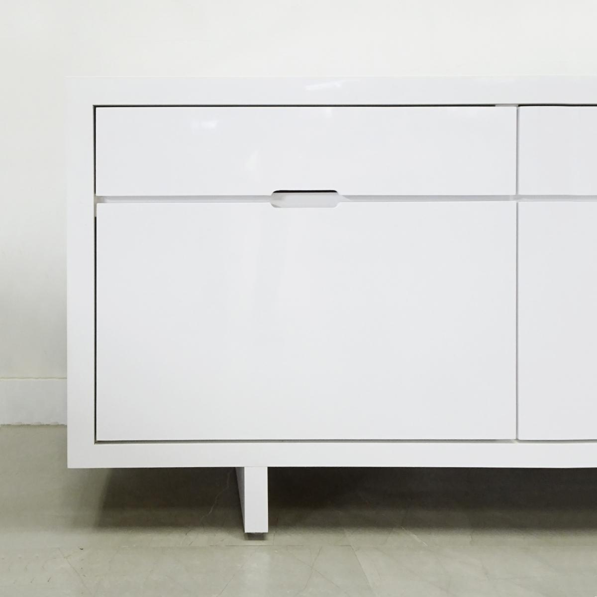 84 In. Seattle Storage Cabinet